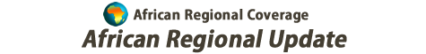 African Regional Update - African Regional Coverage