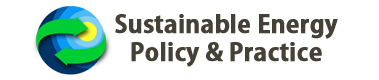 Sustainable Energy Policy & Practice