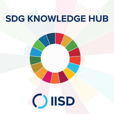Content Editors, SDG Knowledge Hub