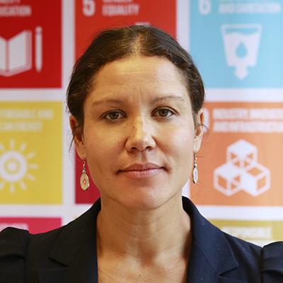 Alexandra Wilde, UN Development Programme - Oslo Governance Centre