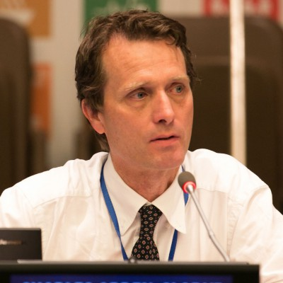 Charles Arden-Clarke, Head, 10YFP Secretariat, UN Environment