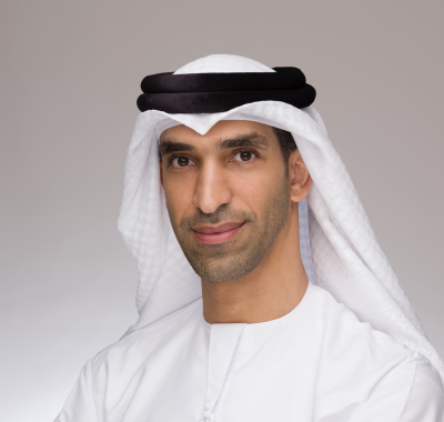 Thani bin Ahmed Al Zeyoudi, UAE Minister of Climate Change and Environment