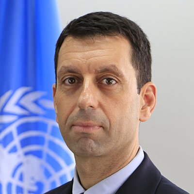 Kaveh Zahedi, Deputy Executive Secretary, Sustainable Development, Office of the Executive Secretary, UN Economic and Social Commission for Asia and the Pacific