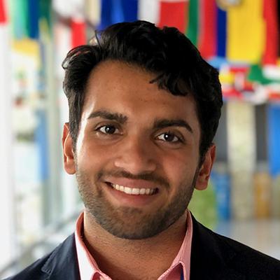 Prateek Sharma, Research Associate, Johns Hopkins Bloomberg School of Public Health and ReAct Strategic Policy Program