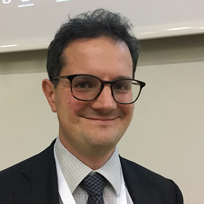 Stephen Wyber, Manager, Policy and Advocacy, International Federation of Library Associations and Institutions