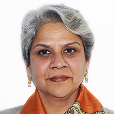 Upma Chawdhry, Director, Lal Bahadur Shastri National Academy of Administration at Mussoorie, India; CEPA Member